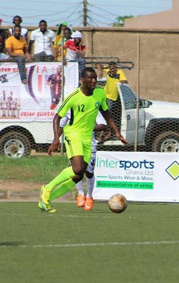 Sub-21 do Gana é canarinho!!!