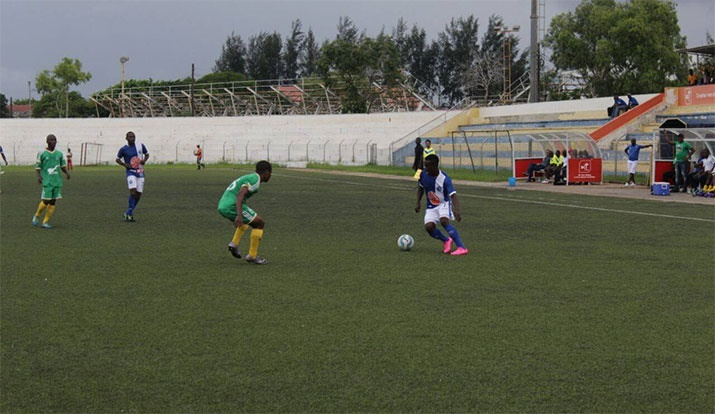 Costa do Sol vence jogo treino