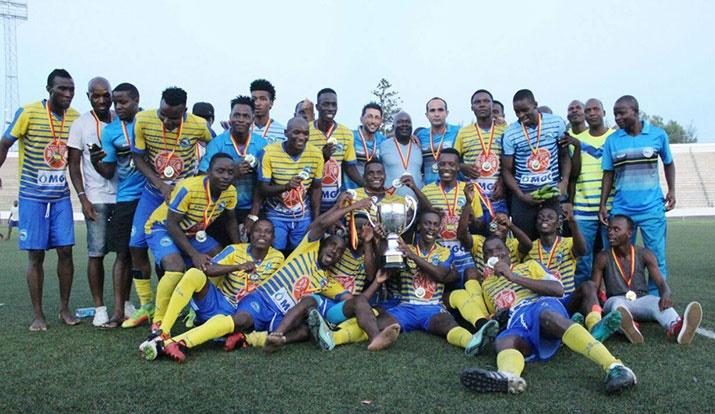 Costa do Sol conquista a Taça de Honra 2017