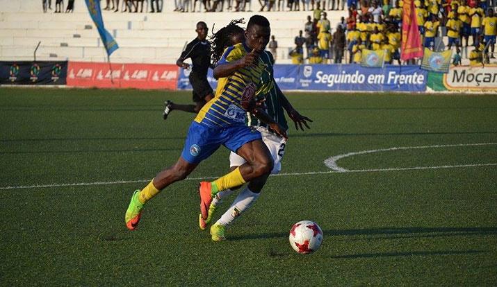 Primeira vitória em casa no Moçambola