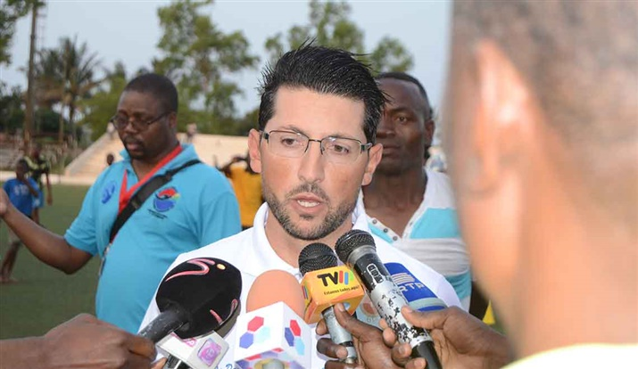 N.SANTOS: «Queremos conquistar a Taça»