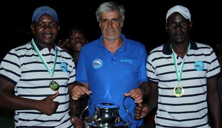 Horácio Gonçalves conquista terceiro troféu