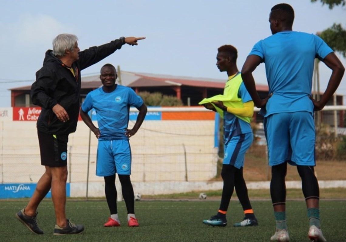 Costa do Sol autorizado a regressar aos treinos