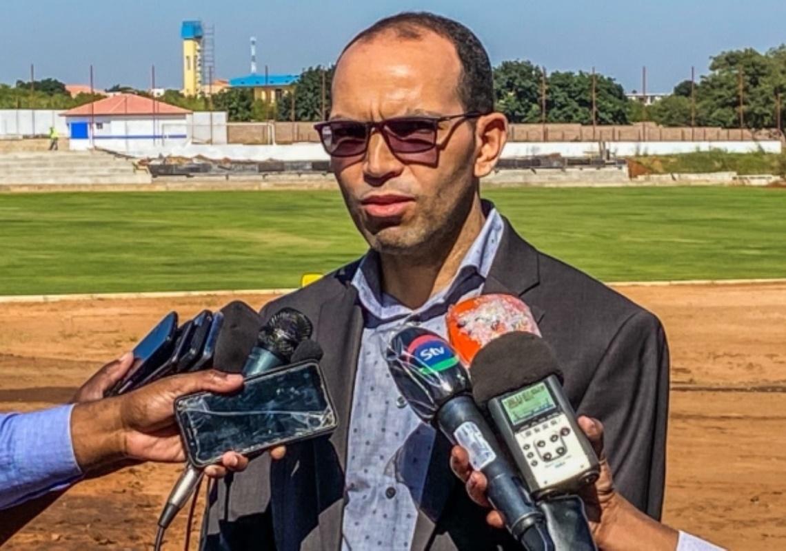 """""""Queremos resgatar o nome do futebol"""" Jeremias da Costa"""